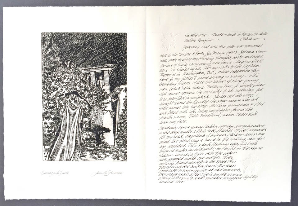 jauneth-skinner-©-dancing-with-dante-illustrated-journal-pages-italy-landscape-corciano
