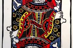 jauneth-skinner-©-canine-hearts-queen-linocut-print-dogs