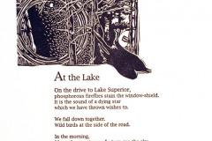 jauneth-skinner-©-1998-lake-songs-marjorie-buettner-letterpress-broadside-linocut