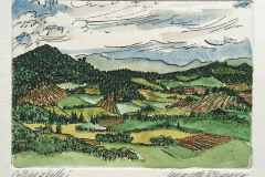 jauneth-skinner-©-colline-e-valle-i-etching-w-hand-coloring-umbria-italy-landscape
