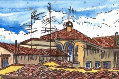 Fiesole Roof Tops