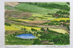 jauneth-skinner-©-paessaggistica-10-9-etching-w-hand-coloring-umbria-italy-landscape