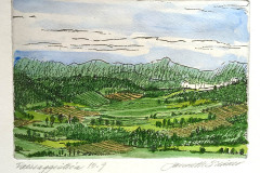jauneth-skinner-©-paessaggistica-15-9-etching-w-hand-coloring-umbria-italy-landscape