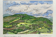jauneth-skinner-©-paessaggistica-17-9-etching-w-hand-coloring-umbria-italy-landscape