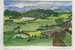 jauneth-skinner-©-paessaggistica-20-9-heliogravure-w-hand-coloring-umbria-italy-landscape