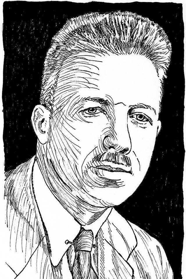 jauneth-skinner-©-MacGregor-D-pen-and-ink-portrait-illustration