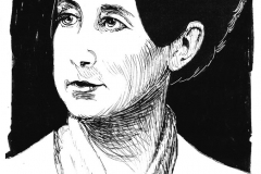 jauneth-skinner-©-Dix-D-pen-and-ink-portrait-illustration