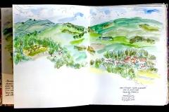jauneth-skinner-©-vista-grande-illustrated-journal-pages-tuscany-landscape