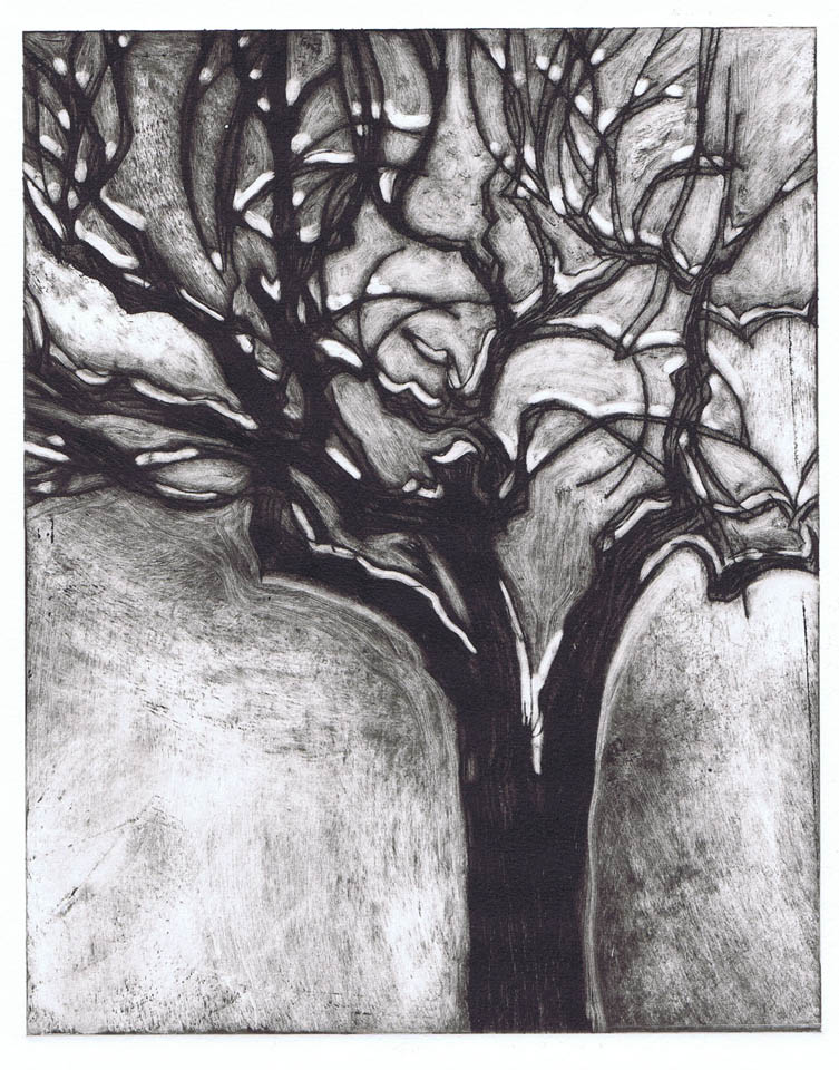 jauneth-skinner-©-sleep-like-a-tree-intaglio-etching-tree-italy