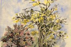 jauneth-skinner-©-2005-autunno-intaglio-w-hand-coloring-landscape-tree